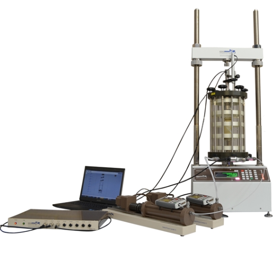 TRIAXIAL AUTOMATED SYSTEM